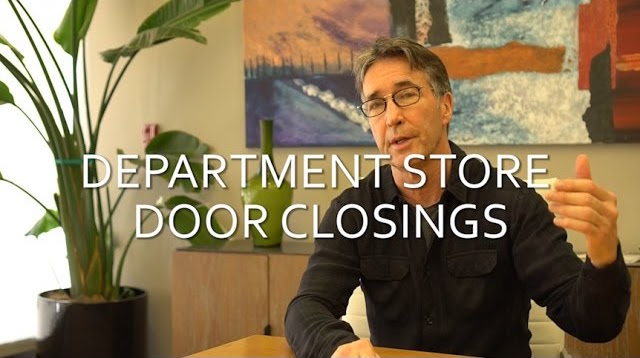 Department Store Door Closings